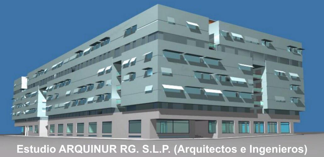 Estudio ARQUINUR RG. S.L.P. (Arquitectos e Ingenieros)